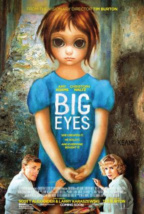 Big Eyes, de Tim Burton (2015)