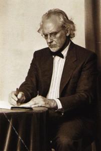 Le professeur Ameisenhaufen (1895 - 1955)