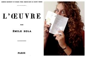 Le Café-Lecture #1 : L'Oeuvre,Zola