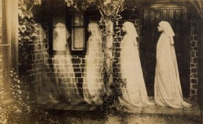 Spiritisme, fantômes et photographie au XIXesiècle