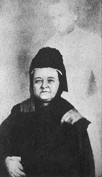 W. Mumler : fantôme d'A. Lincoln