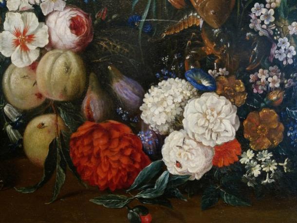 Nicolaes Veerendael, Bouquet de fleurs