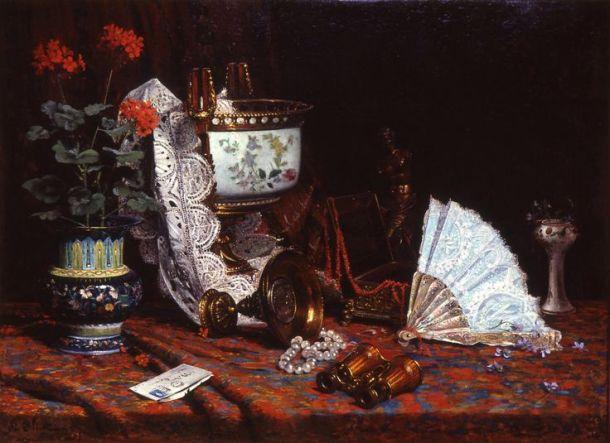 Jean-Baptiste Olive, Vase en faience et porcelaine, coupes, bijoux et accessoires