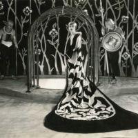 Alla Nazimova, une Salomé Art Nouveau