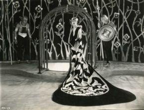 Alla Nazimova, une Salomé ArtNouveau