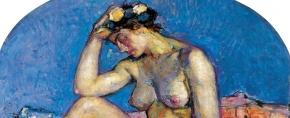 George Desvallières, la peinture corps etâme