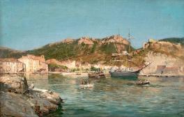 Le port de Cassis