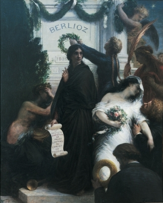 L'Anniversaire Henri Fantin-Latour (1836 - 1904) Huile sur toile, 1876 © Musée de Grenoble