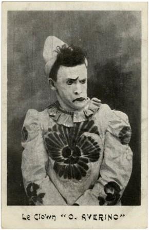 Dans les réserves du Mucem : la passion du Cirque de GustaveSoury