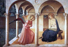 Les fresques de Fra Angelico au couvent SanMarco