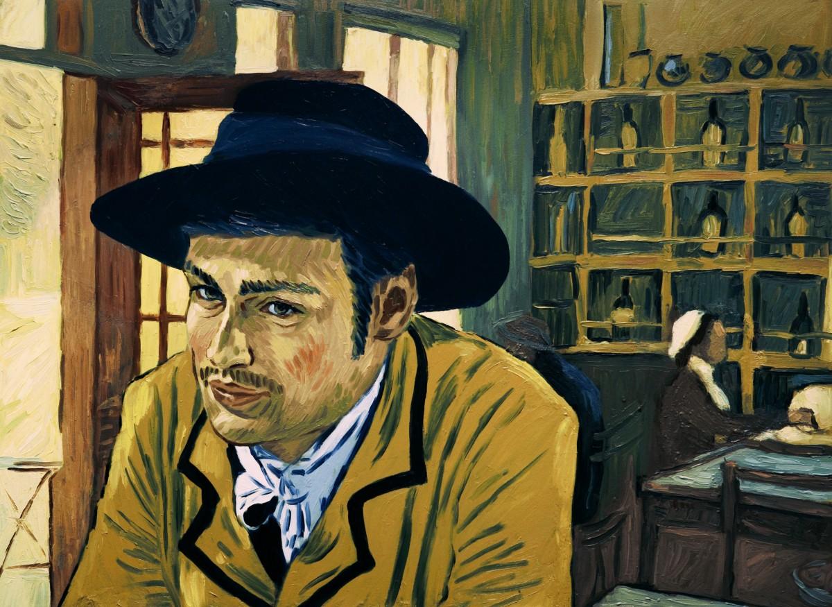 Loving Vincent : sur les traces de Van Gogh